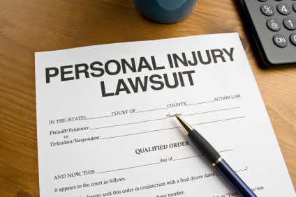 New Bedford MA personal injury lawsuit